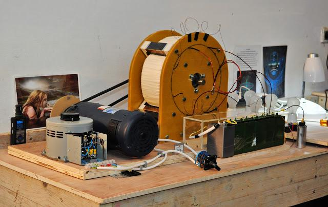 Open Source Plans for Modern Tesla Free Energy Generator