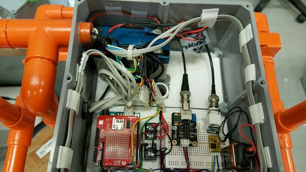 Arduino-Powered Water Pollution Monitoring System | Open