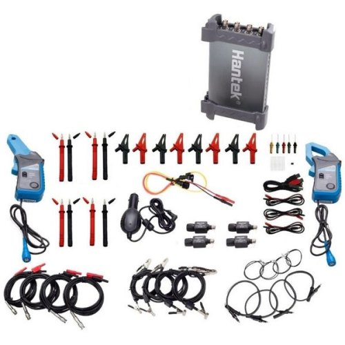 Oscilloscope + Accessories for Car Diagnosis   Open Electronics