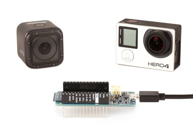 How to Control Your GoPro Using the Arduino MKR1000 | Open