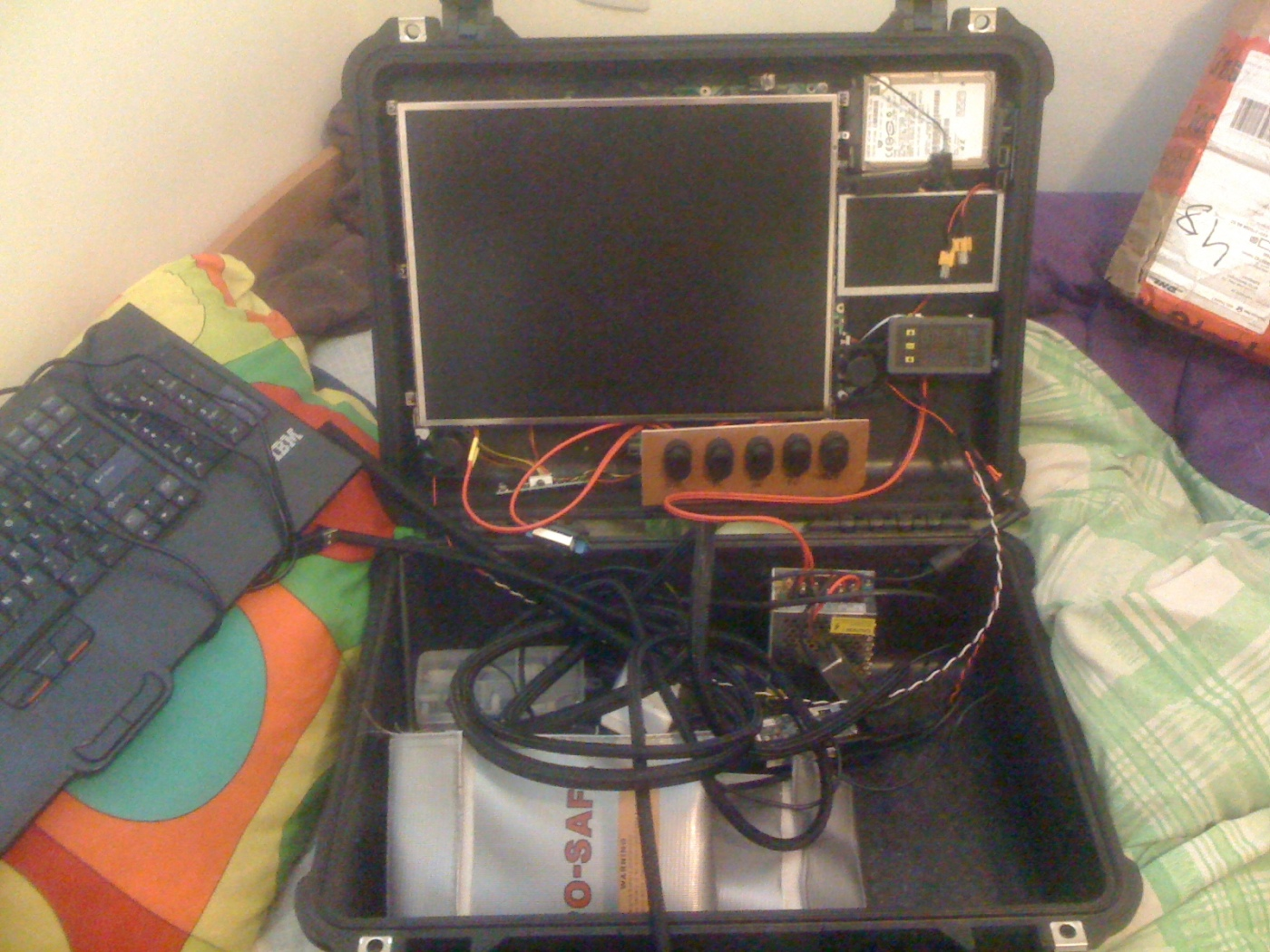 DIY Ground Control Station for Your Drone   Open Electronics
