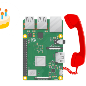 QnA VBage Automatic Calling System using Raspberry Pi