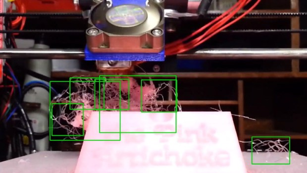 Spaghetti Detective: Monitor Your 3D Printer with Machine