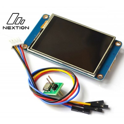 NEXTION display NX3224T024 2,4 Inch | Open Electronics