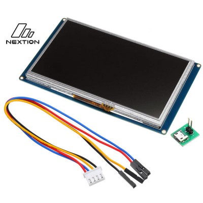 NEXTION Display NX8048T070 – 7 Inch | Open Electronics