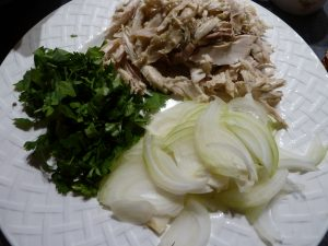 poulet ingredients