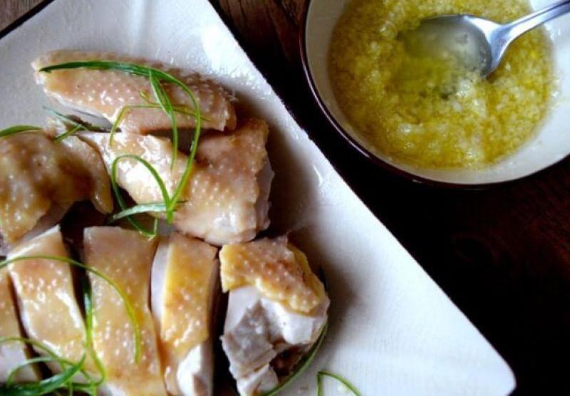Poulet blanc la chinoise et bouillon recette et cuisine chinoise open mag - Cuisine chinoise recette ...