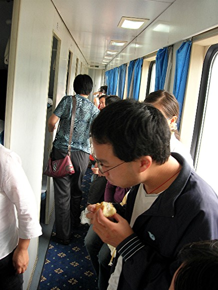 Trains chinois, un voyage au pays de l'humour et aventure