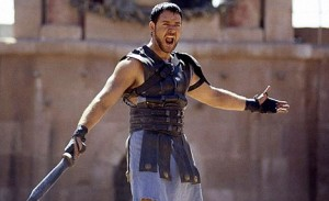Are you not entertained...?