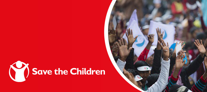 OLCreate: STC_02 Save the Children – Advocacy and Campaigning