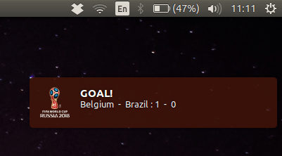 A notification system preview, free of local bias.