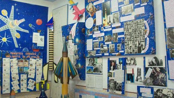 Музей Космонавтики в Кишиневе (фото)