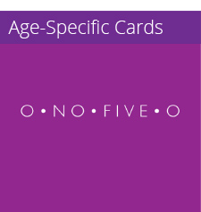 Age Specific Cards