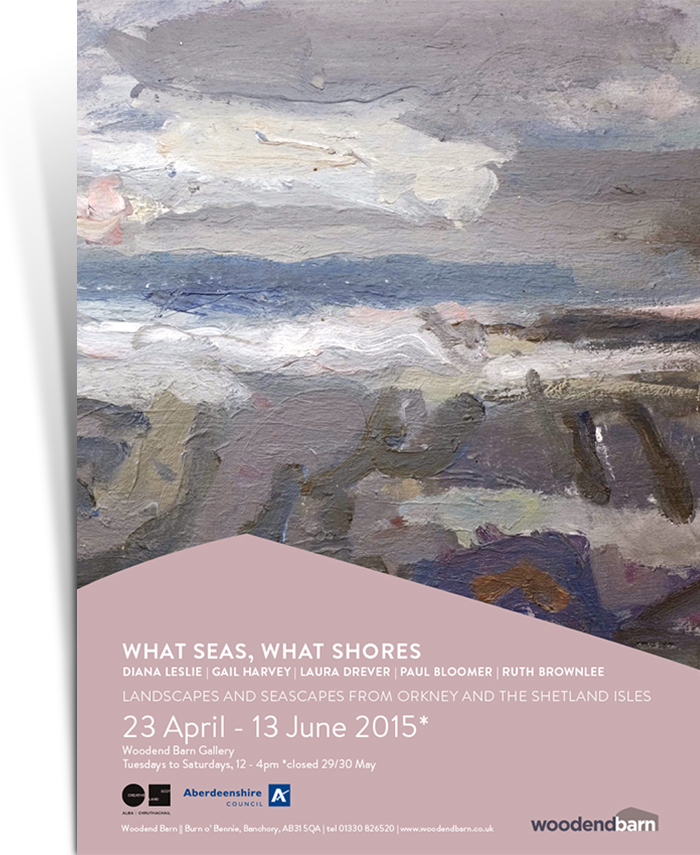 What Seas, What Shores Poster
