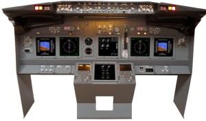 B737 Dual seat trainer