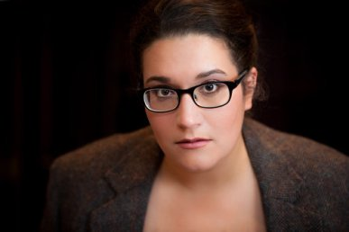 Carmen Maria Machado. Photo courtesy: carmenmachado.com