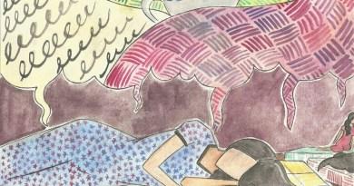 Illustration by Donna Eva