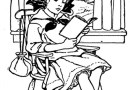 Plaisanter - Girl reading by window. Via Flickr.