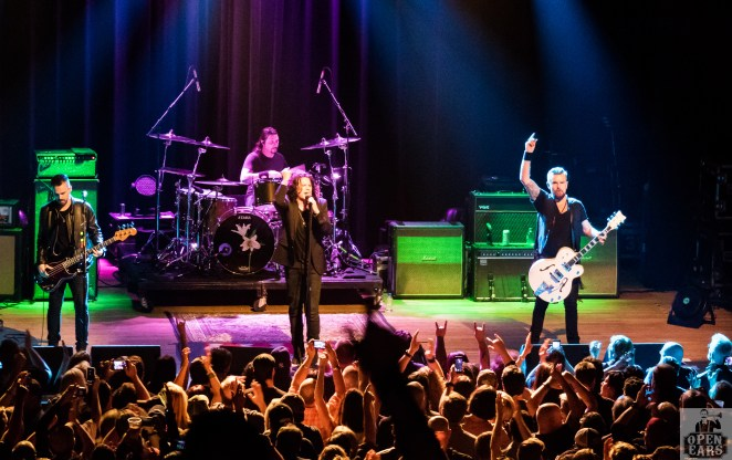 The Cult at Variety Playhouse