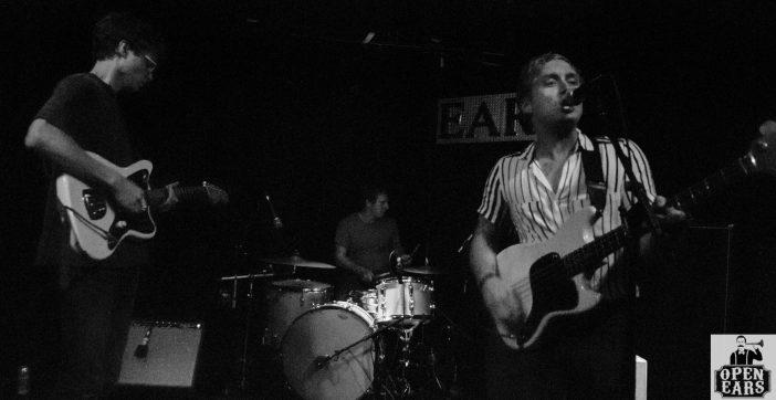 Omni band at The EARL