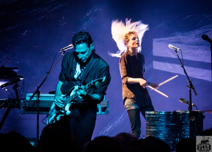 The Kills at Buckhead Theatre