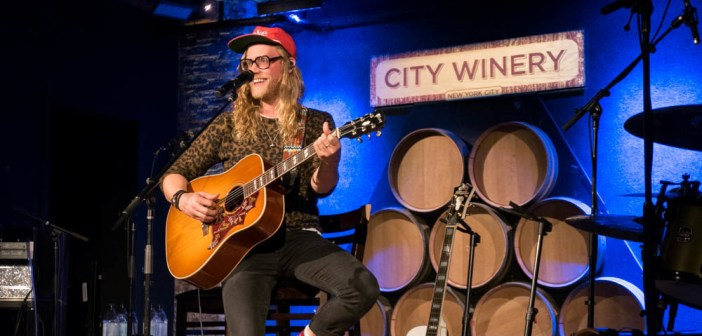 Allen Stone at City Winery NYC