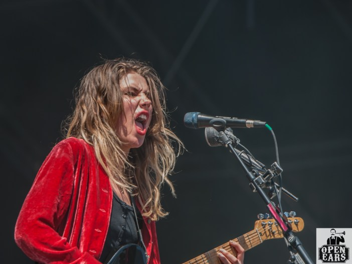 Wolf Alice. Photo cred: Mike Gerry