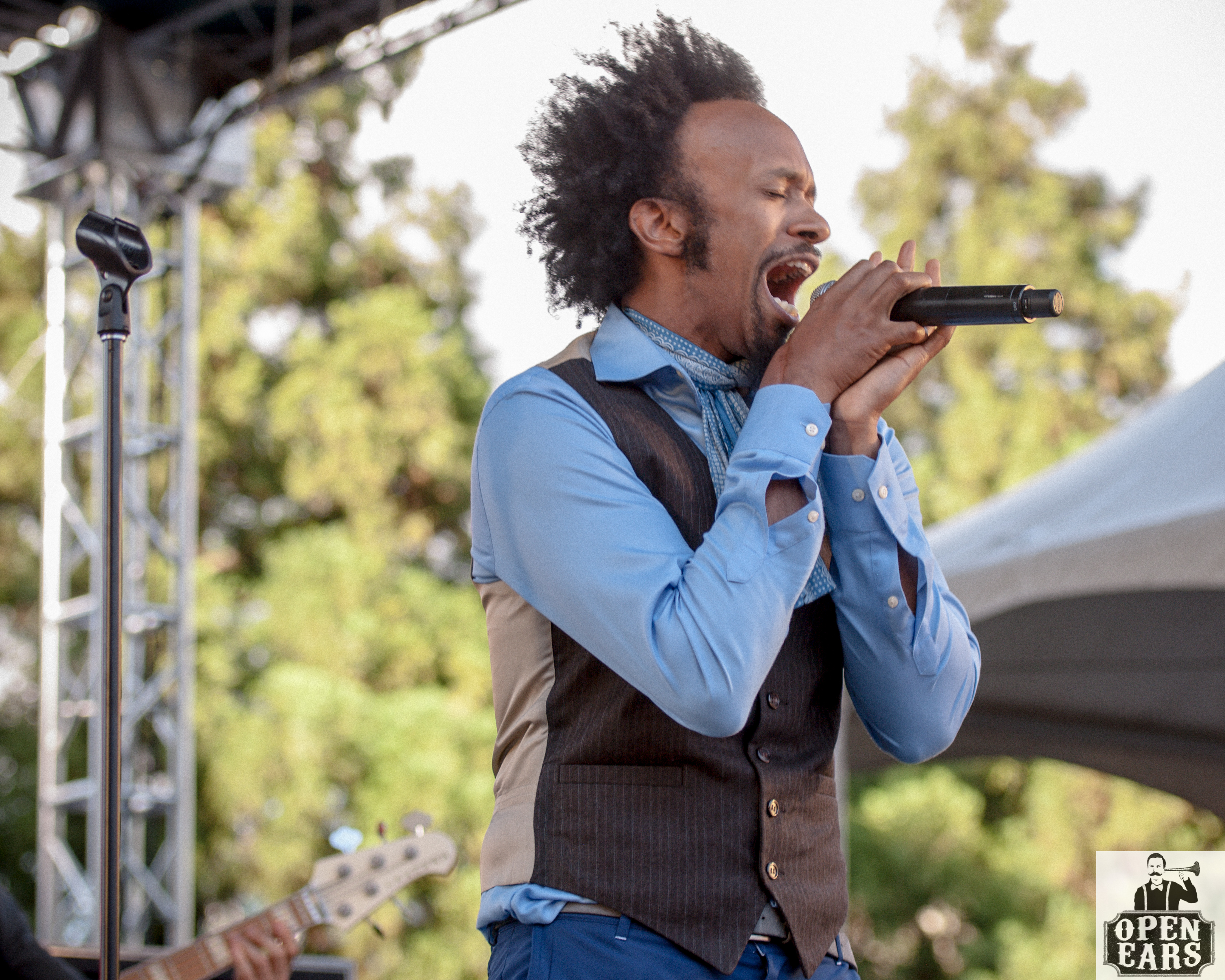 Fantastic Negrito @ Shaky Knees 2017 Day 2. Photo by Mike Gerry