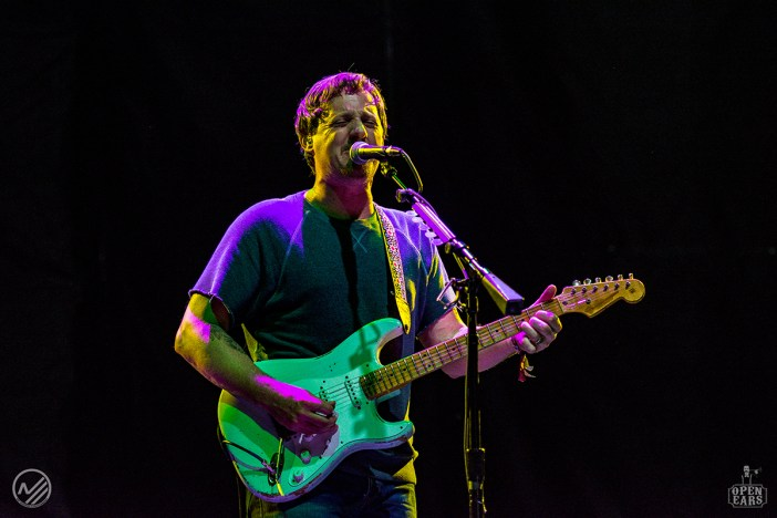 Sturgill Simpson at Sloss Fest 2017 in Birmingham, Alabama