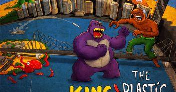 ALBUM PREMIERE: King Kongo Vs. The Plastic Fangs [Split CS]