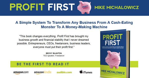 profit first make money business