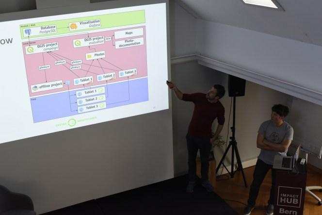 Oester Messtechnik presenting their workflow