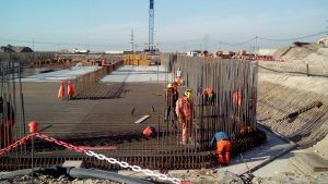 Preparing the foundation for a successful recovery: a construction project in Argentina