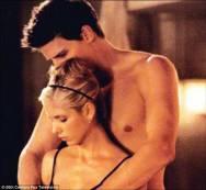 21. Buffy and Angel