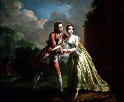 6 Hayman, Robett Lovelace Preparing to Abduct Clarissa