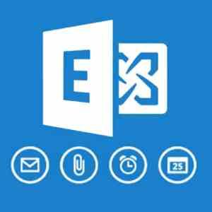 Serveur Exchange Outlook 2016