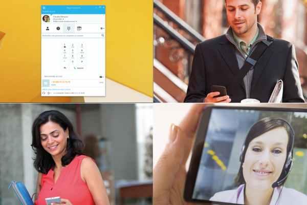 skype en telephonie
