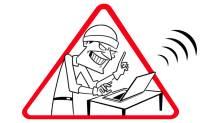 Le wifi public est un danger pour la sécurité de votre messagerie mail