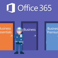 Comparatif licences Office 365 Business Essentials et Business Premium
