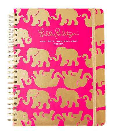 5 Best Agendas and Planners for Creative Entrepreneurs lilly-pulitzer-pocket-agenda