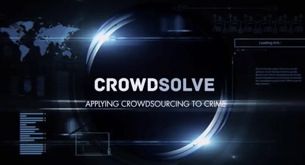 Crowdsolve - applying crowdsourcing to crime