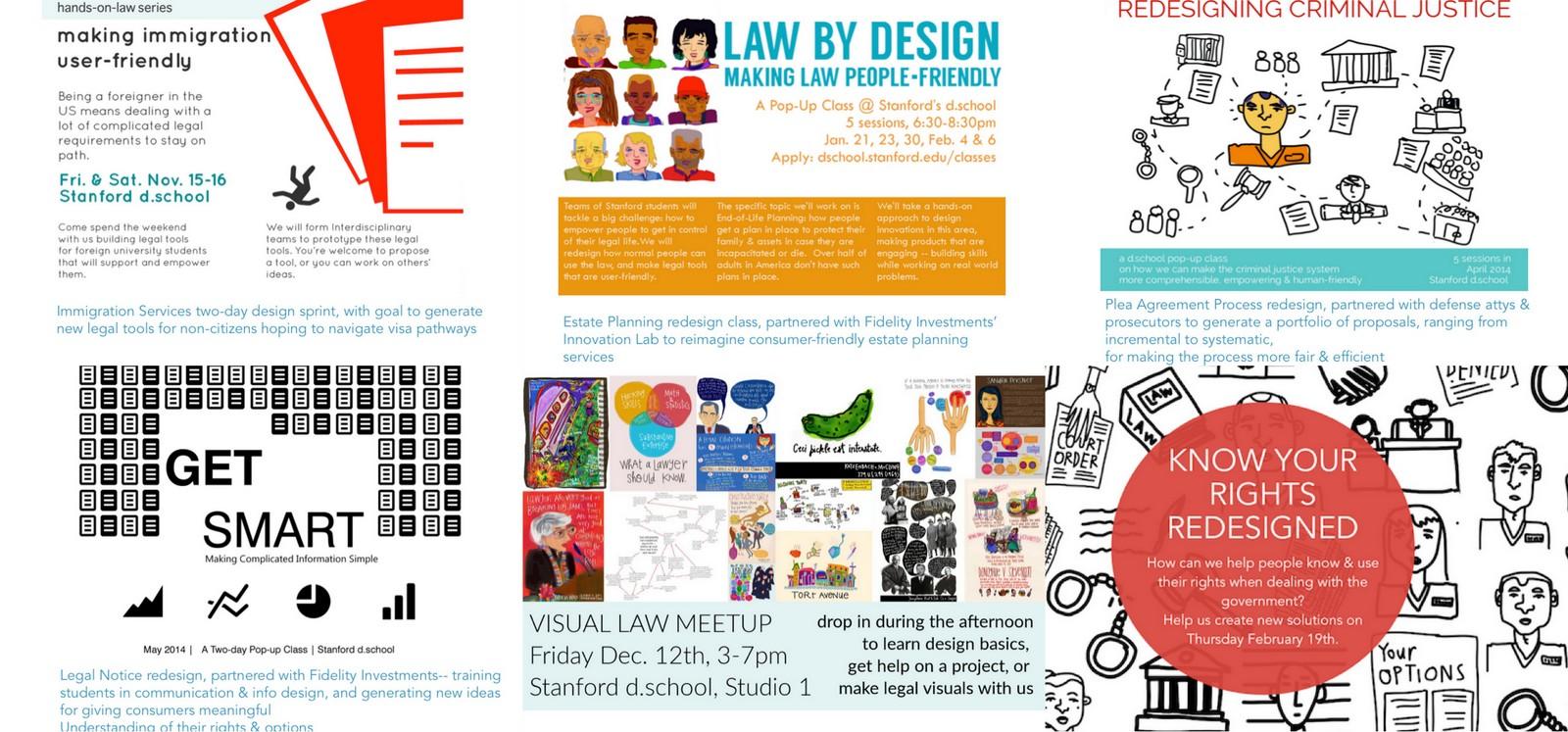 Margaret Hagan - legal design exploratory events