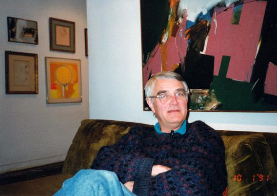 Budd Hopkins 1991