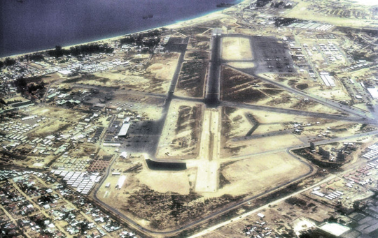 Nhatrang Air Force Base, 1968 (image credit: USAF)