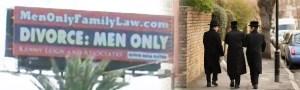 charedim divorce banner