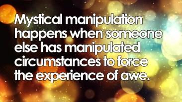 mystical manipulation