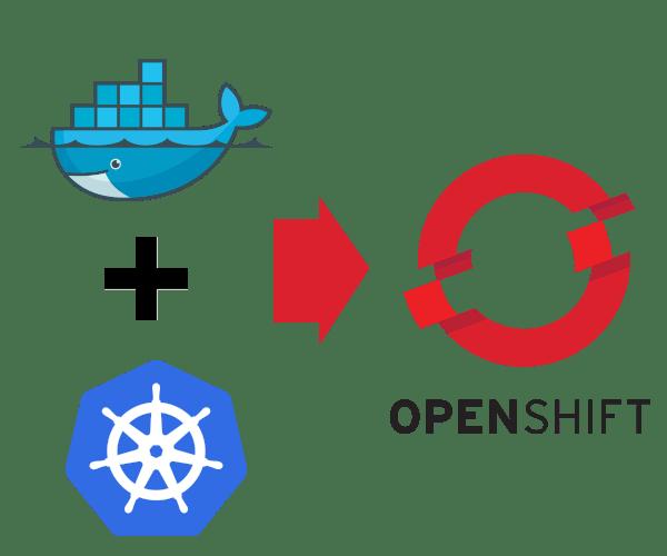 Docker 기반 OpenShift