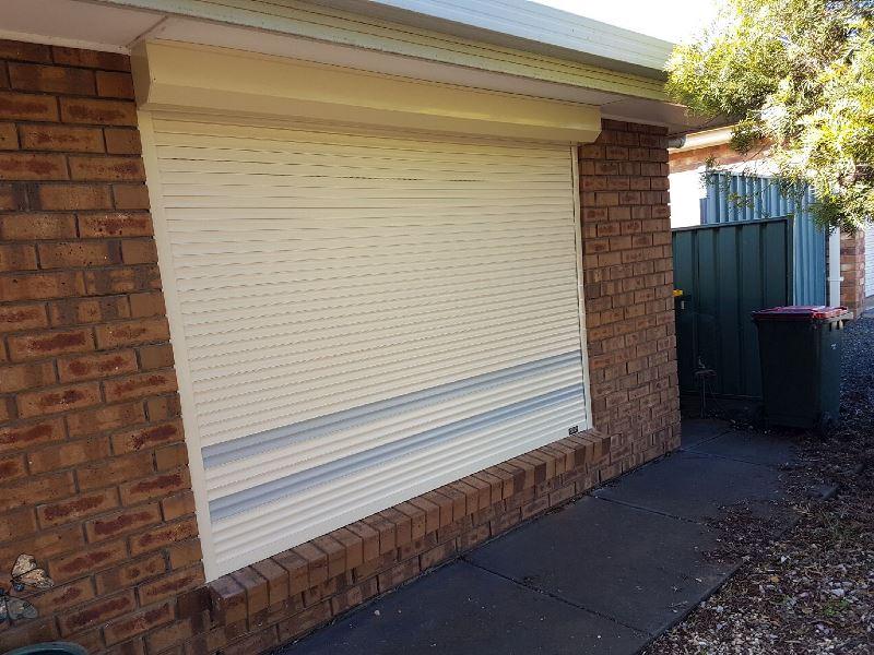 roller shutter repairs in Adelaide