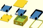 Thumbnail for the post titled: Arduino Mounting Library – OpenSCAD Library