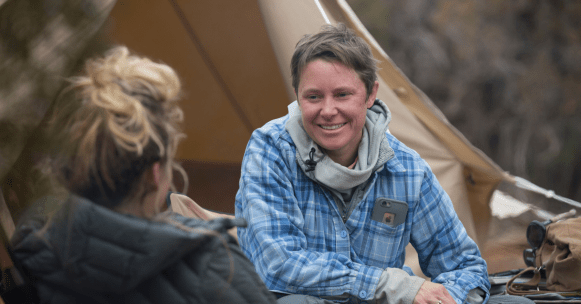 Adolescent Girls Therapist Kirsten Bolt's approach to self harm treatment in wilderness